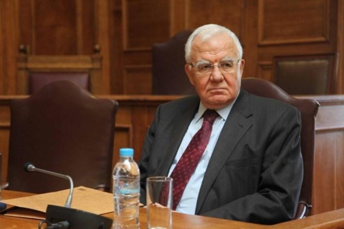 Ο πρώην υπουργός Γιάννης Κεφαλογιάννης, ο οποίος πέθανε τον Ιανουάριο του 2012