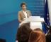 Press conference Olga Gerovasili