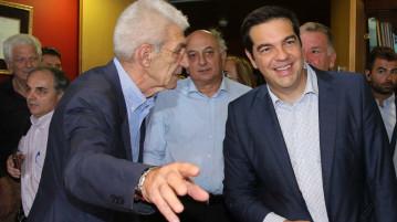 tsipras mpoutaris