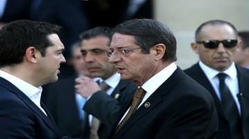 Nicos Anastasides, Alexis Tsipras