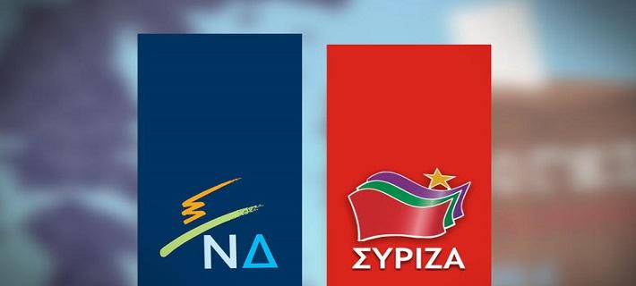Δημοσκόπηση Alco: Aυξάνεται η διαφορά της ΝΔ έναντι του ΣΥΡΙΖΑ