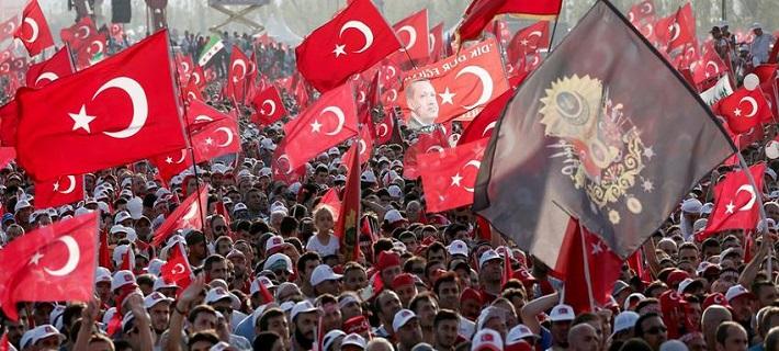 Τουρκία: 35.000 συλλήψεις μετά την απόπειρα πραξικοπήματος