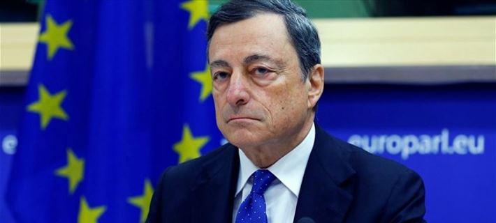 Ντράγκι: Λυπάμαι, δεν έχουμε τα μέτρα για το χρέος δεν έχουμε και QE