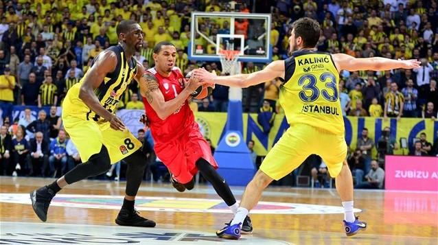 Euroleague: «Τζάμπα ήττα» για τον Ολυμπιακό στην Πόλη