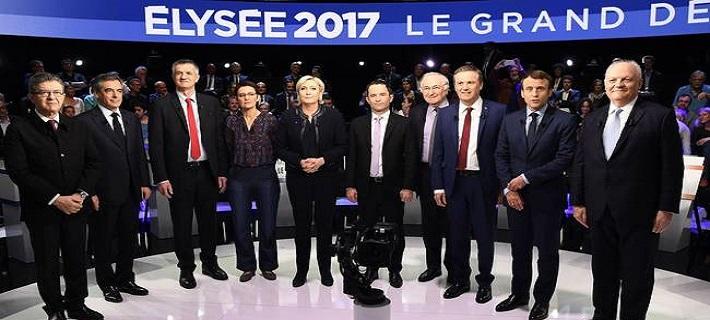 Εκλογές στη Γαλλία στη σκιά της νέας τρομοκρατικής επίθεσης: Οι 11 υποψήφιοι – Τα φαβορί και οι εκπλήξεις