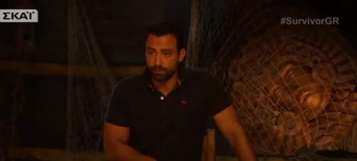 Έξαλλη η παραγωγή του Survivor: Διάσημοι και Μαχητές έπαιρναν κρυφά φαγητό (video)