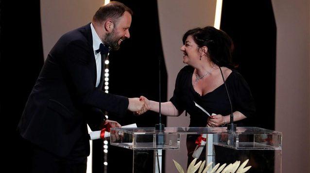 Φεστιβάλ Καννών: Γιώργος Λάνθιμος και Ευθύμης Φιλίππου απέσπασαν το Βραβείο Σεναρίου