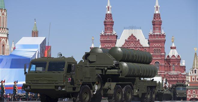 Ερντογάν: Μπήκαν οι υπογραφές για την αγορά των ρωσικών S-400