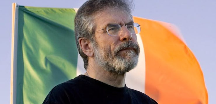 Ιρλανδία: Αποχωρεί από την ηγεσία του Σιν Φέιν ο Τζέρι Άνταμς