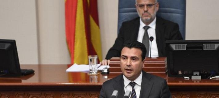 Θρίλερ στα Σκόπια για τη Συμφωνία των Πρεσπών – Έντονες διεργασίες και παρασκήνιο για τη ψηφοφορία με τους 80