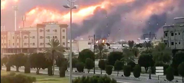 Αποτέλεσμα εικόνας για Σαουδική Αραβία, Επιθέσεις, Πετρέλαιο, Τιμές, Αύξηση