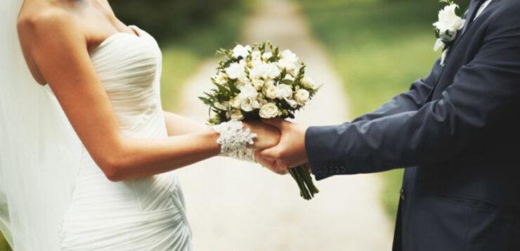 Aν και πως η πανδημία θα επηρεάσει τους γάμους στην Ελλάδα